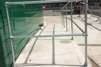 Underwood Stw Ferric Dosing Access Ramp