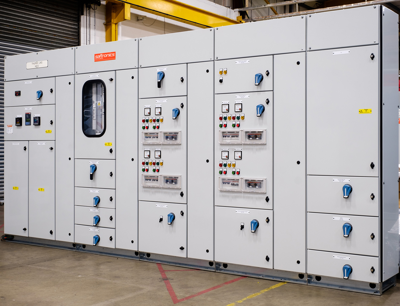 Power and Process Control System