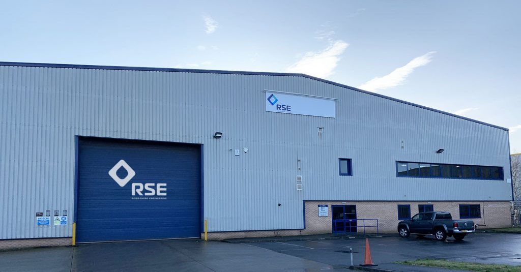 New 28,000 sq. ft Manufacturing and Assembly Facility in Dewsbury