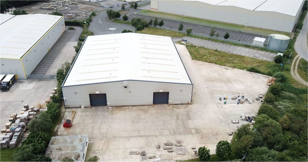 28,000 sq. ft Manufacturing and Assembly Facility, Dewsbury.
