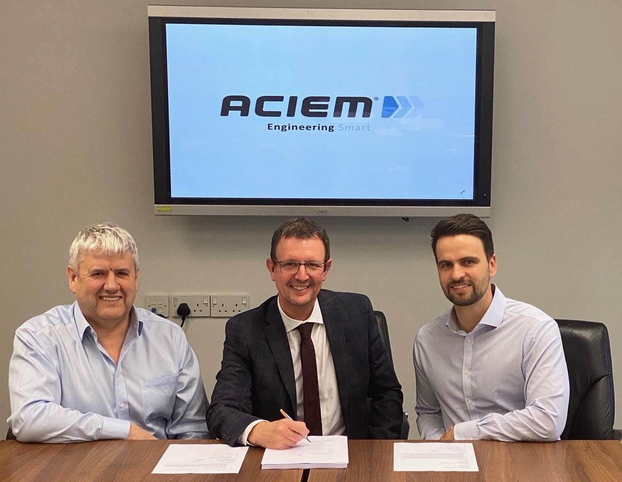 RSE Announce Second Major UK Acquisition of Aciem Ltd