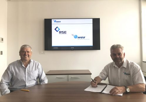 rse announce acquisition of uk chemical dosing specialists wes